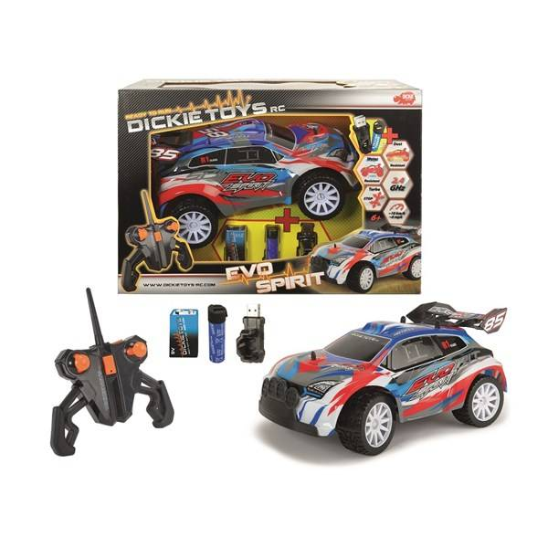Dickie Toys Evo Spirit Radio-ohjattava Auto
