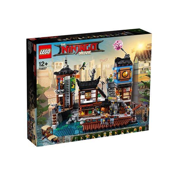 Lego City hamnen, LEGO Ninjago (70657)