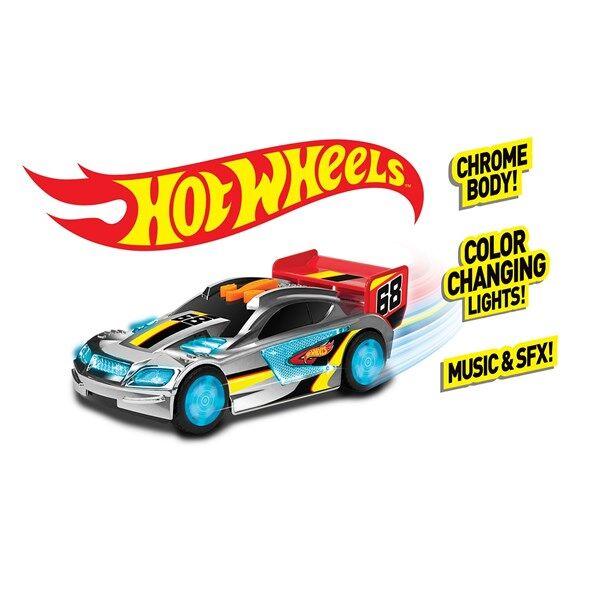 Edge Glow Cruisers, Time Tracker, Hot Wheels