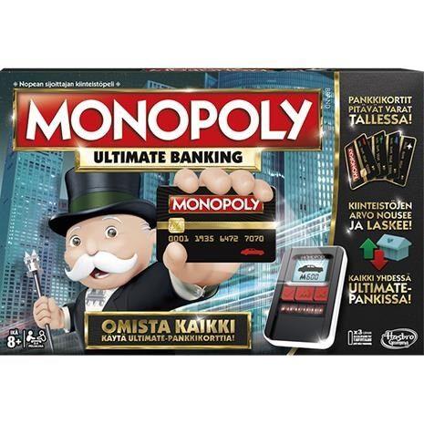 Hasbro Monopoly Ultimate Banking, Hasbro