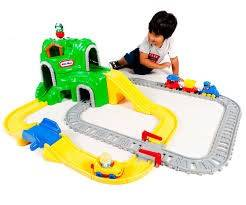 Little Tikes Road & Rail set