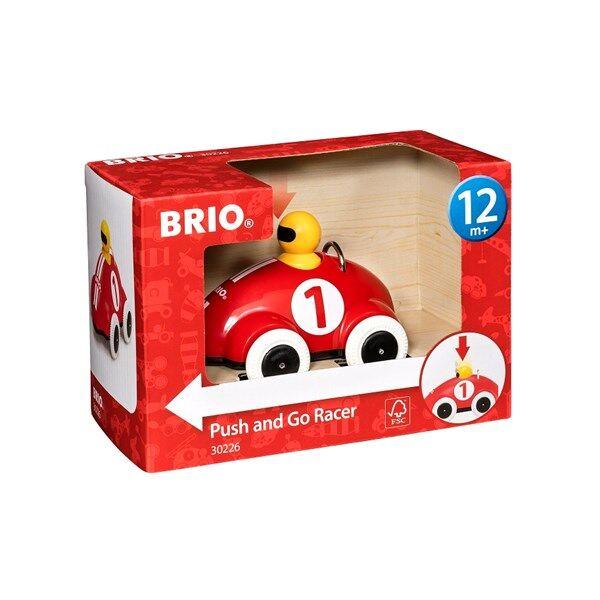 Brio - 30226 Putta och åk Racerbil