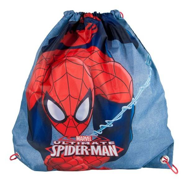 Spiderman Gymbag, Navy