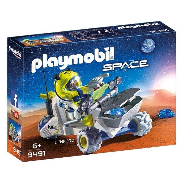 Playmobil Trehjuling för mars, Playmobil Space (9491)