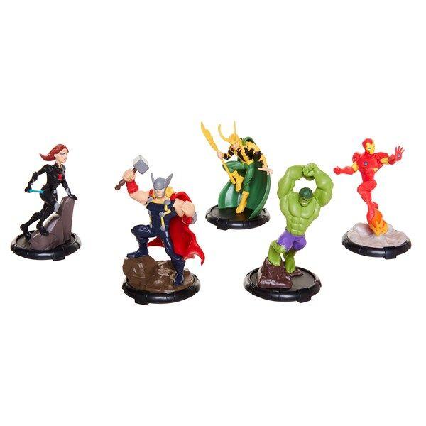Marvel Avengers Figure Set, Avengers