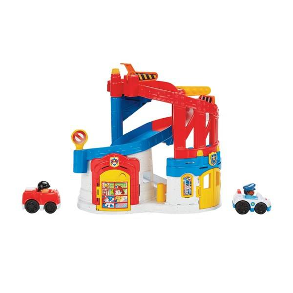 Little People® Race and Chase™ Rescue, Fisher Price