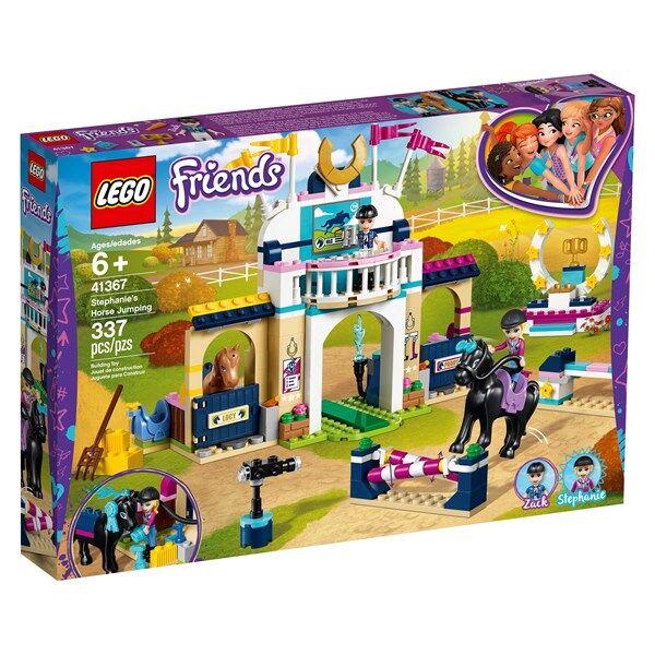 Lego Stephanies hästhoppning- LEGO Friends