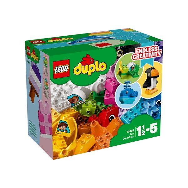 Lego Roliga skapelser, LEGO DUPLO My First (10865)