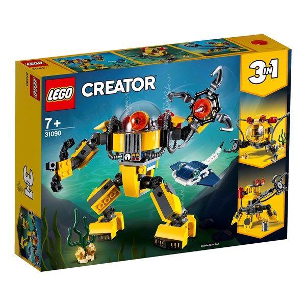 Lego Undervattensrobot, LEGO Creator (31090)