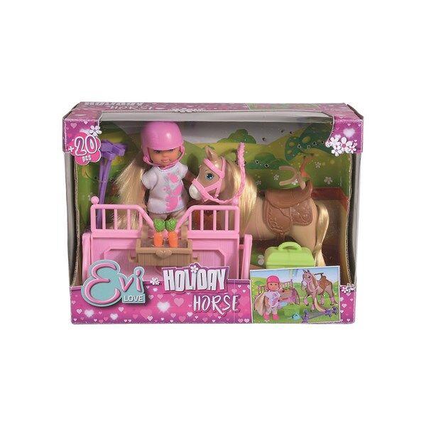 Holiday horse, Evi Love