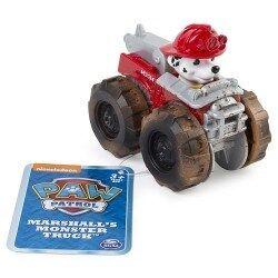Marshall s monster truck, Paw Patrol