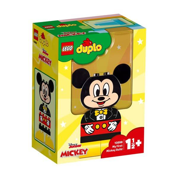 Lego Min första Musse modell, LEGO DUPLO Disney (10898)
