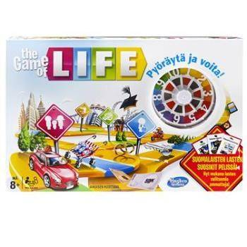 Hasbro The Game of Life, Hasbro