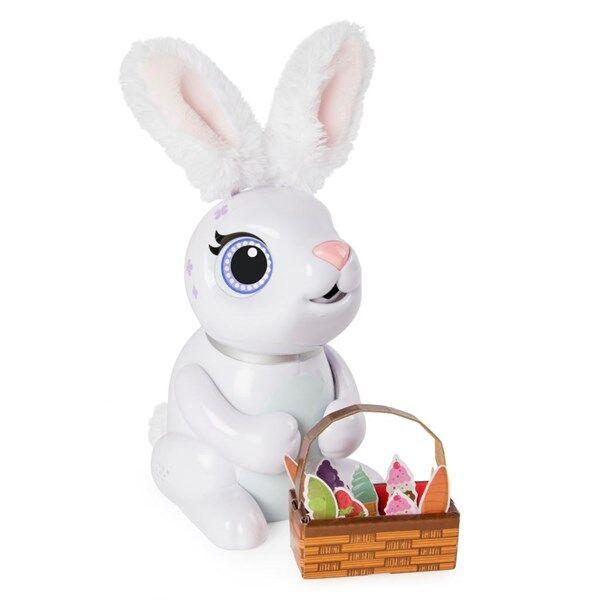 Hungry Bunny, Grå, Zoomer