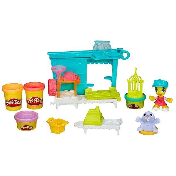 Play-Doh Town Lemmikkikauppa