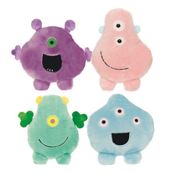 Monsters pehmolelut, Teddykompaniet