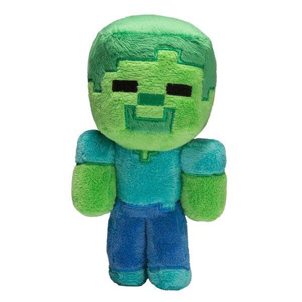 Minecraft Baby Zombie Pehmolelu 22 cm
