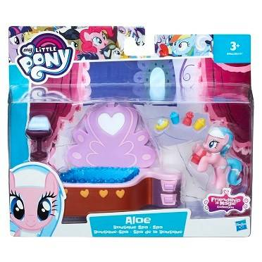 My Little Pony Friendship Aloe