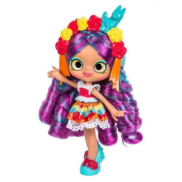 Shoppies docka, Rosa Pinata, Shopkins World Vacation America