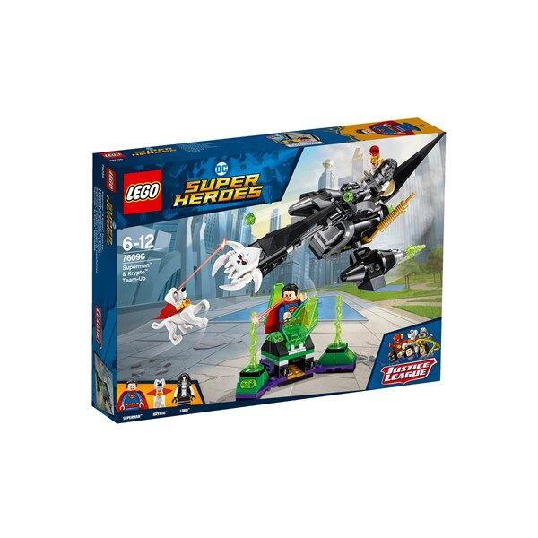 Lego Superman™ & Krypto™ samarbete, LEGO Super Heroes (76096)