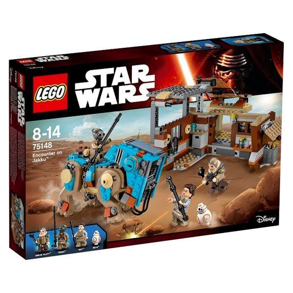 Lego Encounter On Jakku, Lego Star Wars (75148)