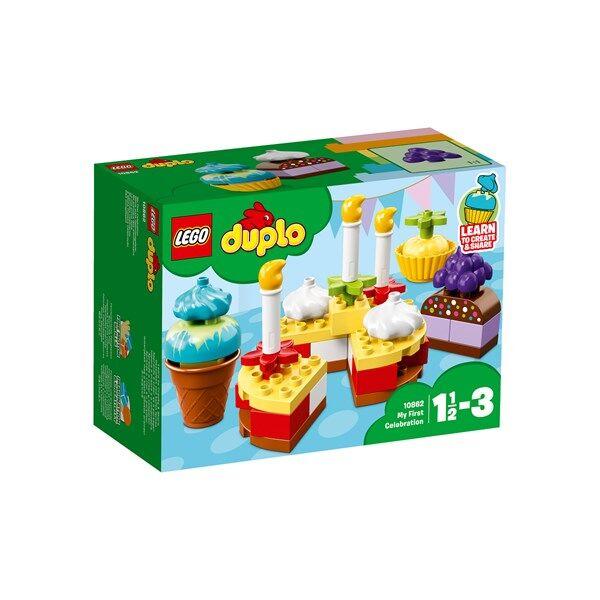 Lego Mitt första kalas, LEGO DUPLO My First (10862)