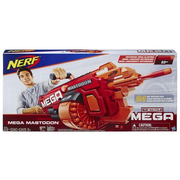 Nerf Mega Mastodon, Nerf