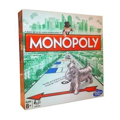 Hasbro Monopoly, Hasbro