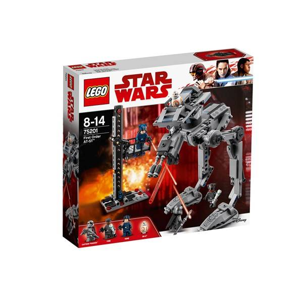 Lego First Order AT-ST™, LEGO Star Wars (75201)