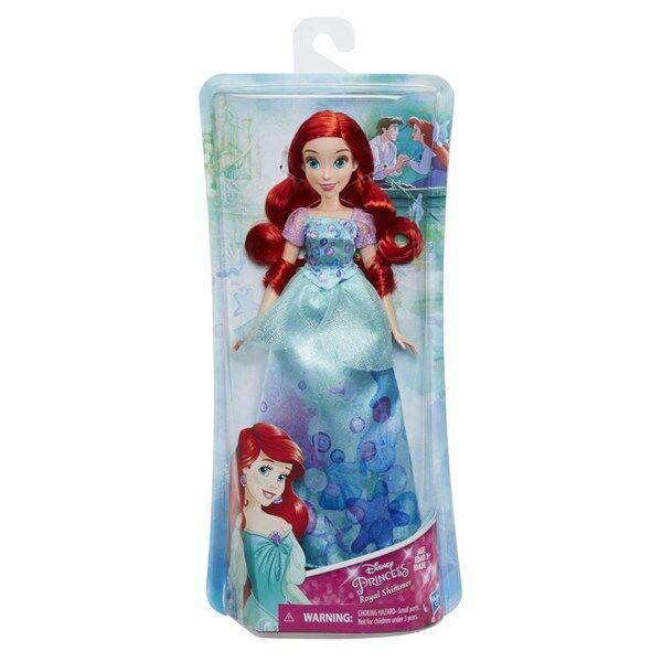 Royal Shimmer Fashion Doll, Ariel, Disney Princess