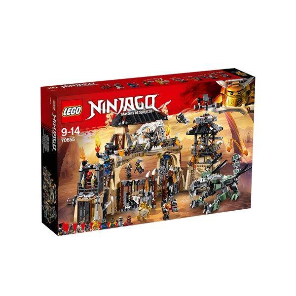 Lego Drakgrop, LEGO Ninjago (70655)