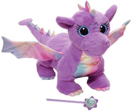 Dragon Interactive wonderland dragon, Baby born