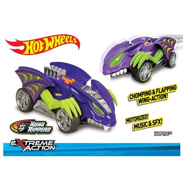 Hot Wheels Extreme Action, Vampyra, Hot Wheels