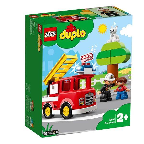 Lego Brandbil, LEGO DUPLO Town (10901)