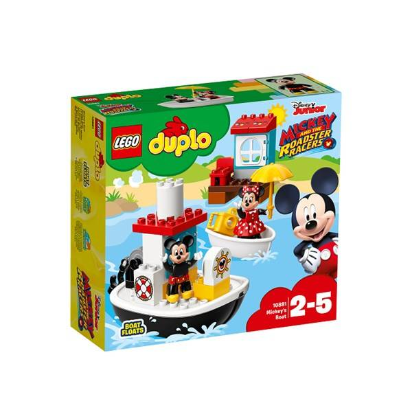 Lego Musses båt, LEGO DUPLO Disney, (10881)