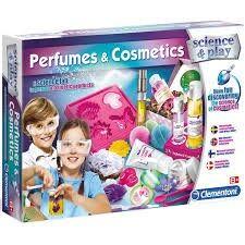 Clementoni Kokeilupakkaus Parfyymi & Kosmetiikka