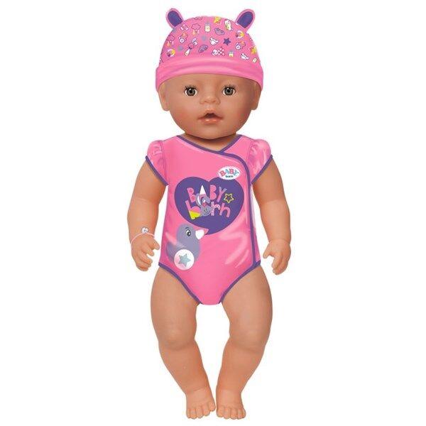 Baby Born Interaktiv Flicka 43 cm, BABY born