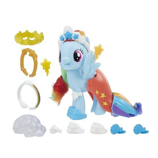 My little ponny Land & Sea Fashion, Rainbow Dash