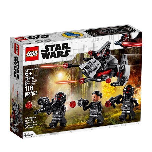 Lego Inferno Squad Battle Pack, LEGO Star Wars (75226)