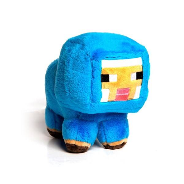 Minecraft Baby Blue Sheep Pehmolelu