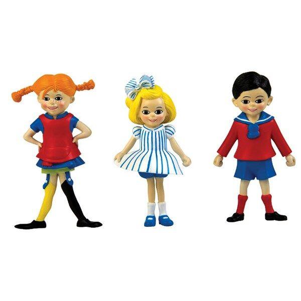 Peppi, Tommi ja Annika