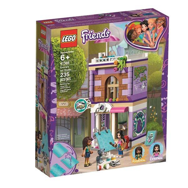 Lego Emmas ateljé- LEGO Friends