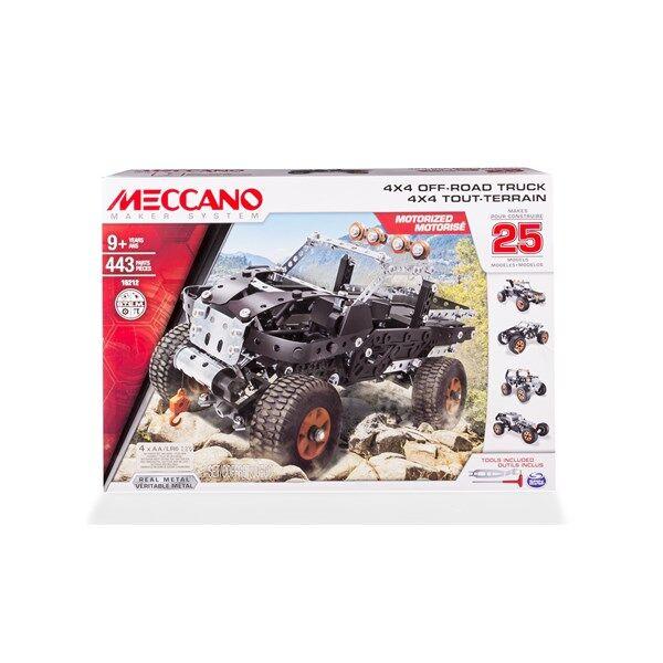 4x4 Truck 25in1, Meccano