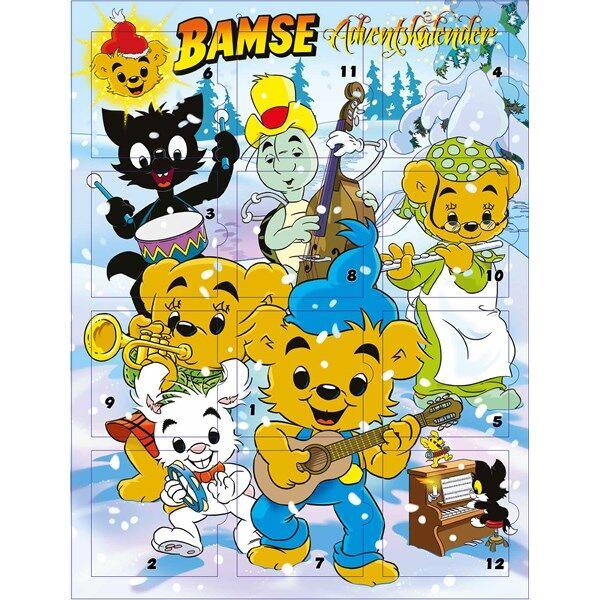 Adventskalender Bamse
