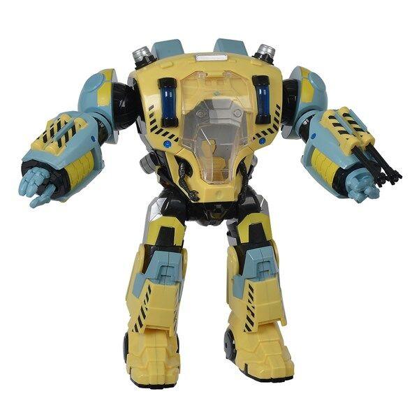 MAG Knight, Dykande robot, Djupet
