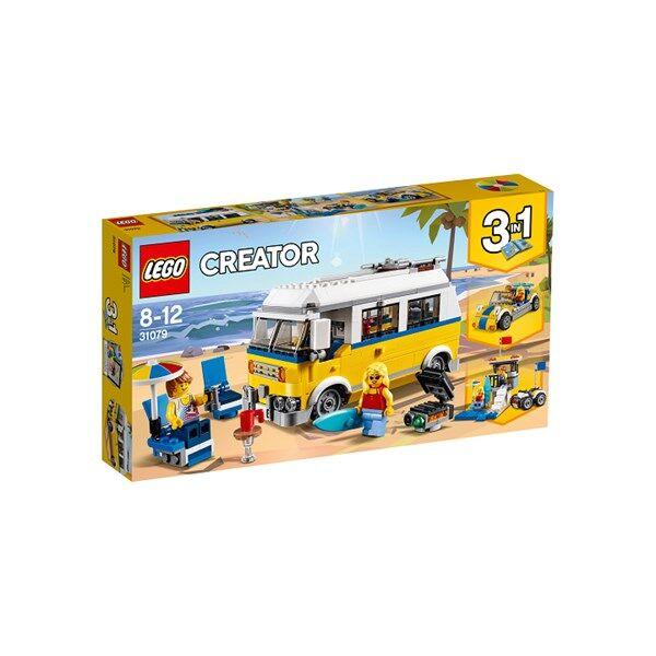 Lego Solskenssurfarbuss, LEGO Creator (31079)