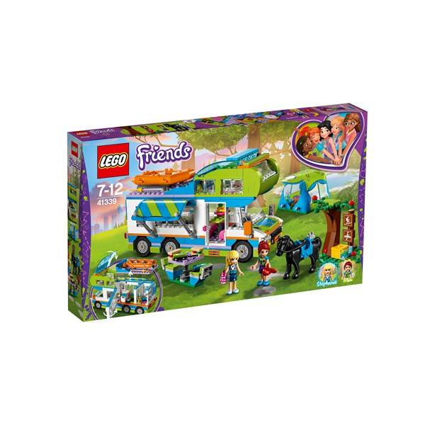 Lego Mias husbil, LEGO Friends (41339)
