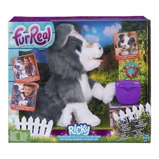 Ricky The Trick Lovin Pup, FurReal