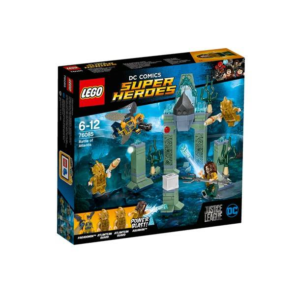 Lego Atlantiksen taistelu, LEGO Super Heroes (76085)