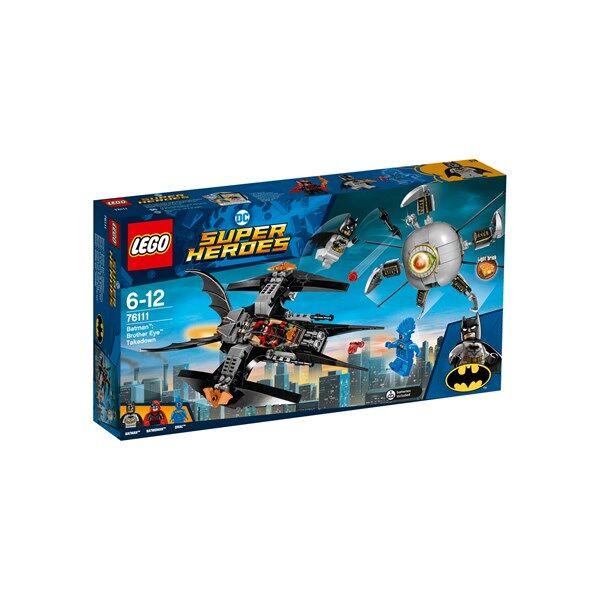 Brother Batman™: Brother Eye™ Takedown, LEGO Super Heroes (76111)
